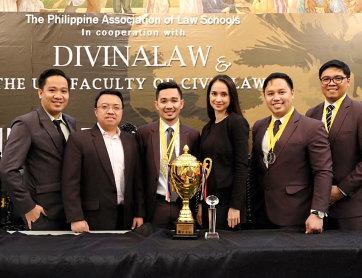 divina law awarding