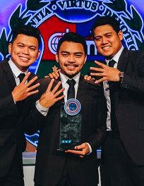 usc students awardee