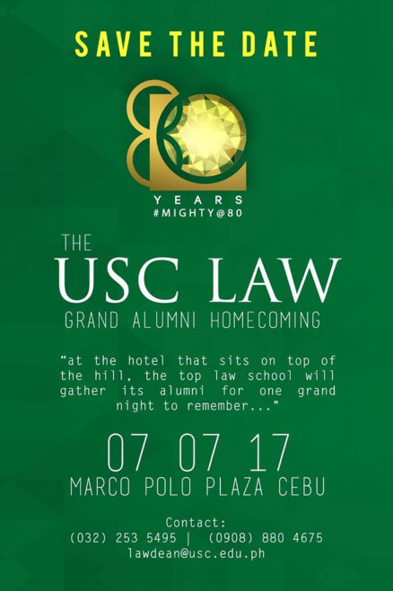 USC Law Alumni Homecoming